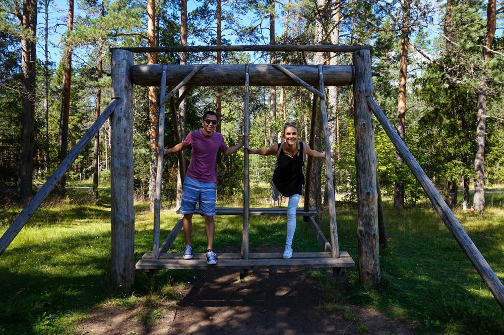 Somewhere in Estonia