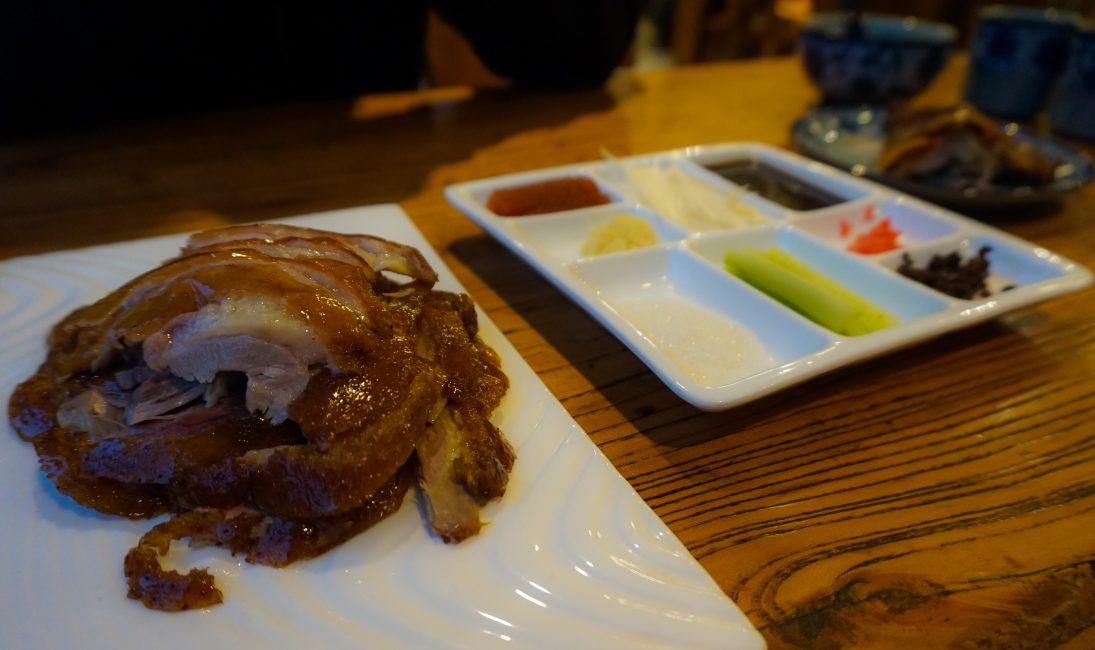 Peking Duck in Beijing, China