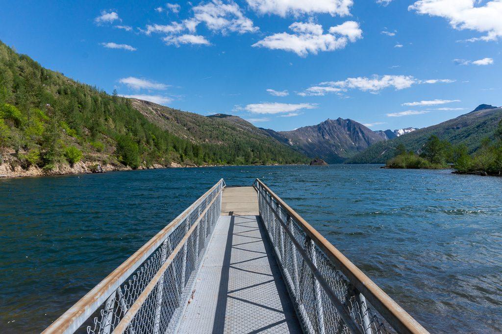 Coldwater Lake Washington