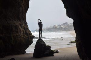 Laguna Beach Caves California