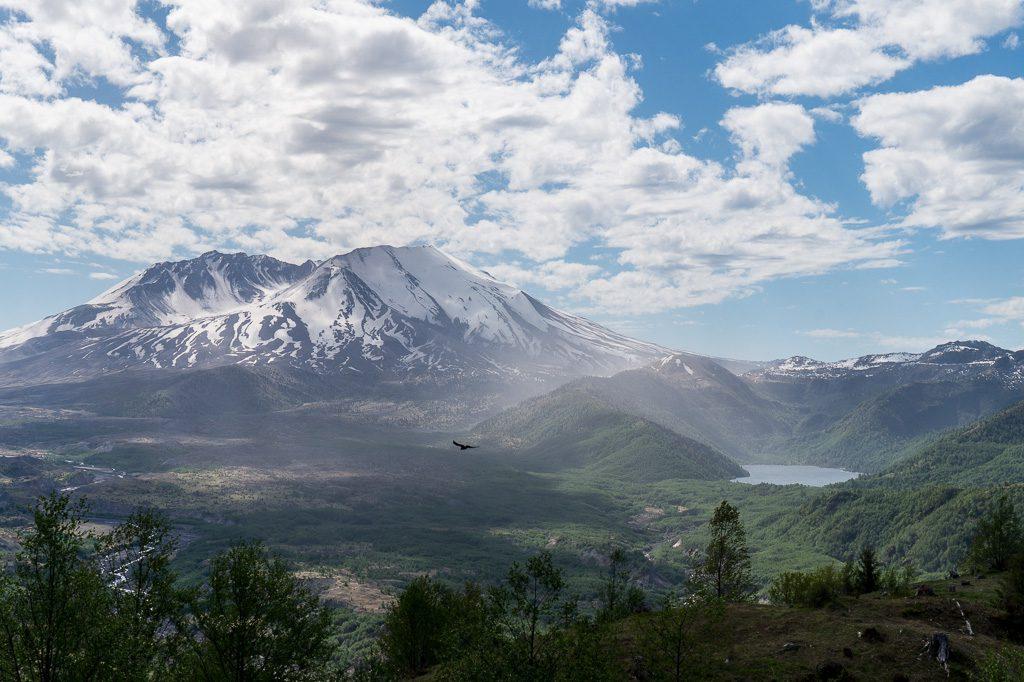 Mt St. Helens in Washington