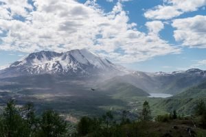 Mt St. Helens in Washington