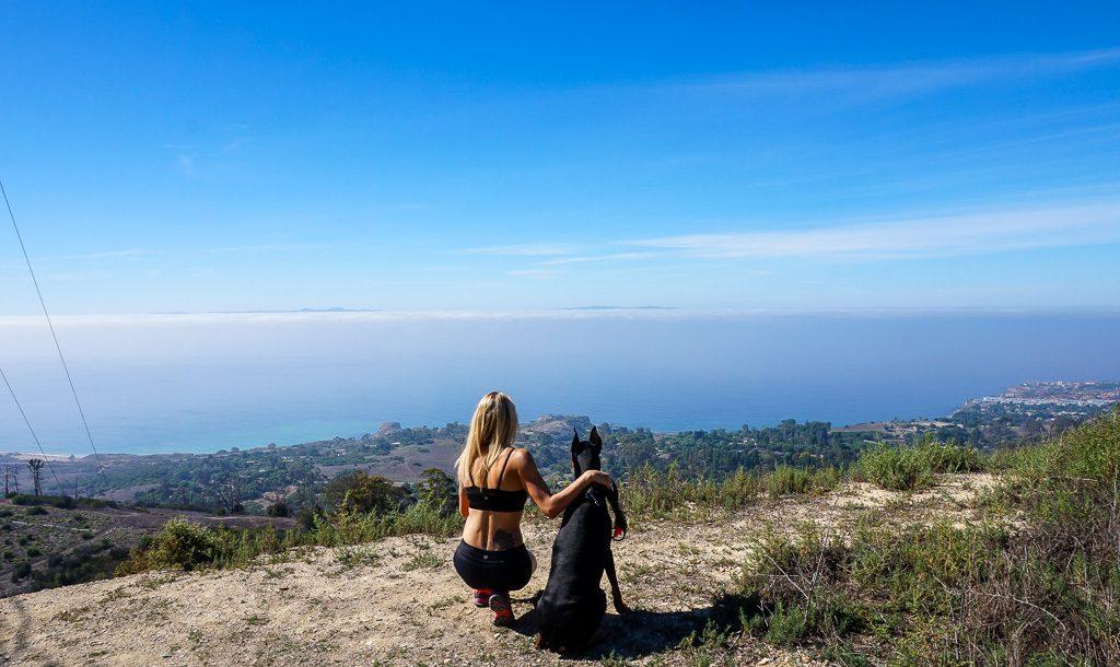 Portuguese Bend Palos Verdes California