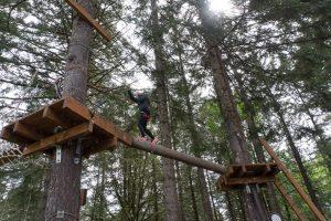 Tree To Tree Adventure Park in Oregon