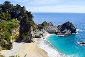 Big Sur in California Central Coast