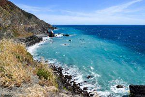 Coast in California
