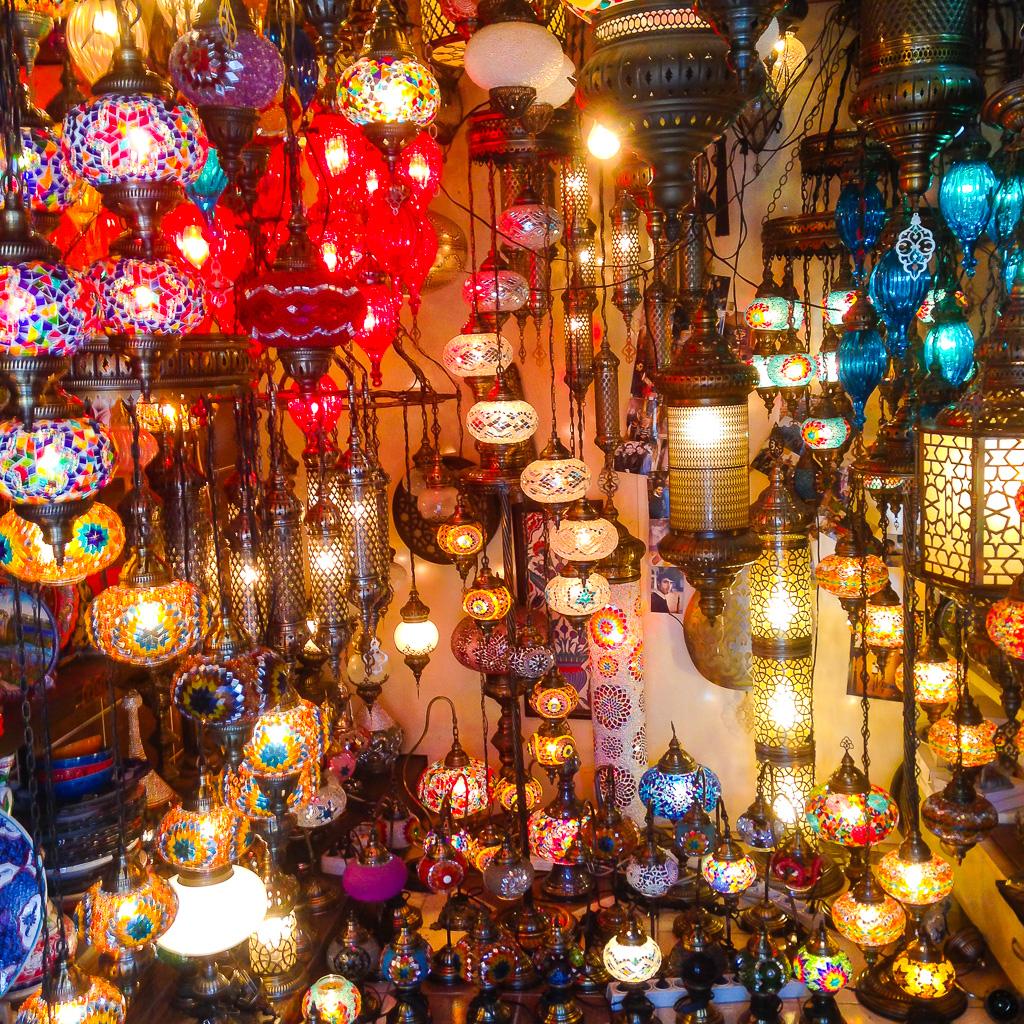 Grand Bazar Istanbul Turkey