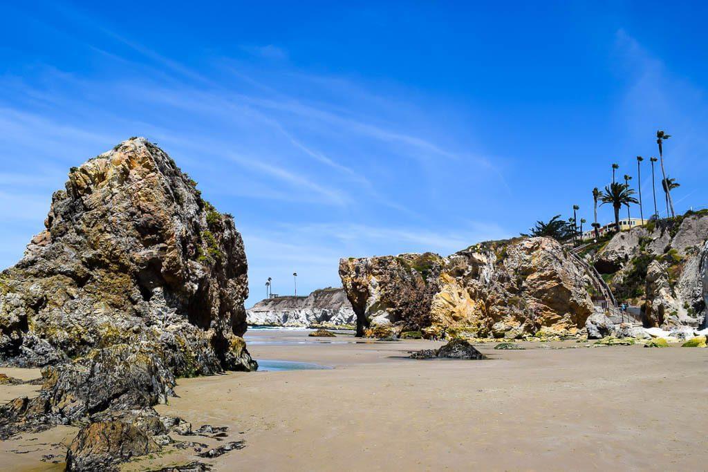 Pismo Beach in California