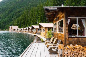 Ross Lake Resort North Cascade National Park