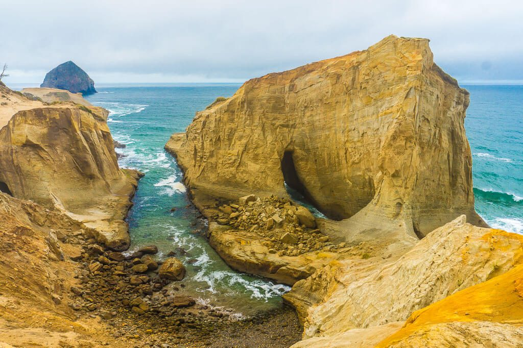 Cape Kiwanda Oregon Coast