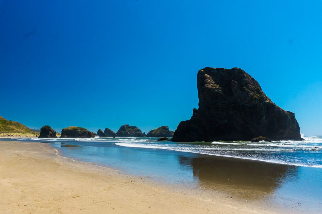 Cave Rock Oregon Coast