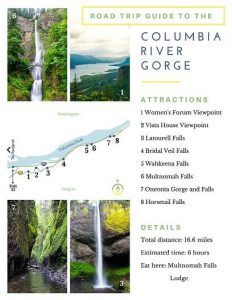 Columbia River Gorge Travel Guide