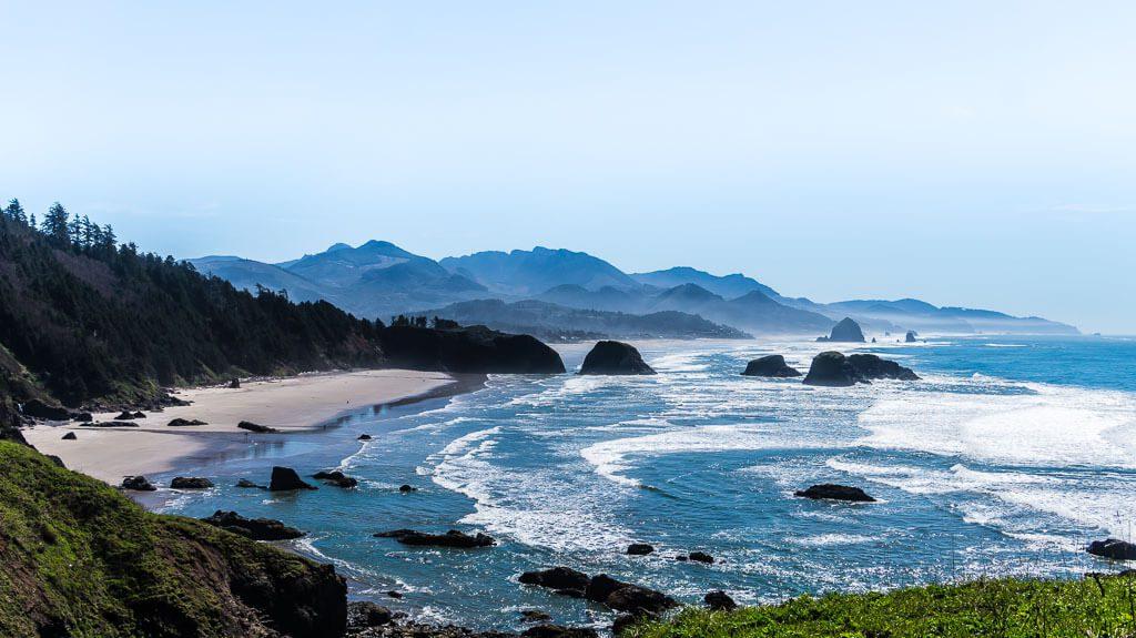 Ecola State Park Oregon Coast