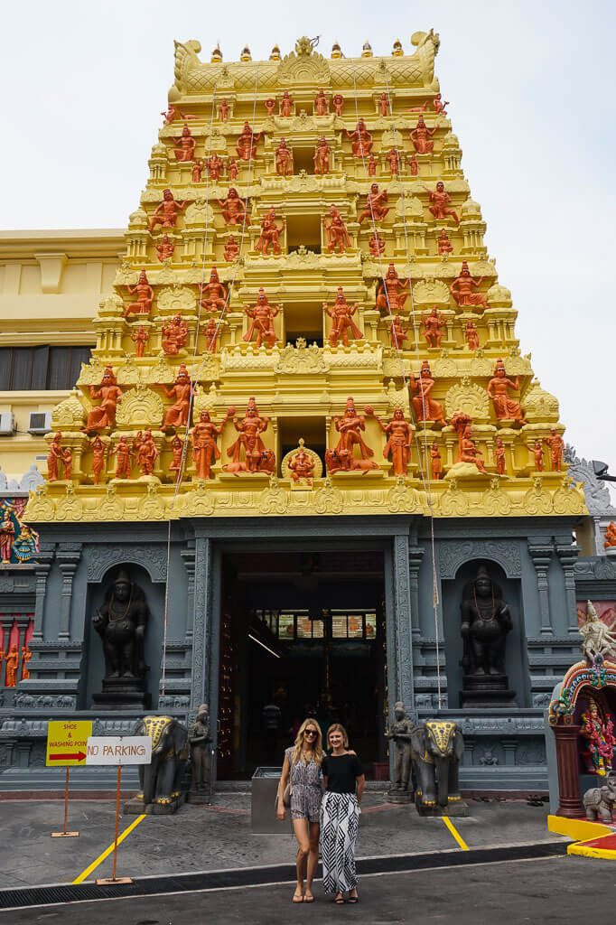 Hindu Temple Singapore
