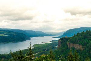 Portland Womens Forum Scenic Viewpoint Oregon