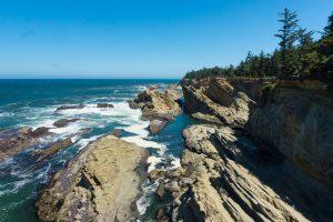 Shore Acres State Park Oregon Coast