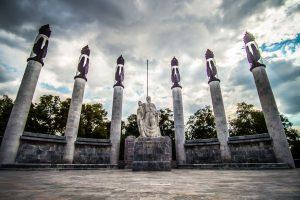 Altar of the Fatherland - Altar A La Patria - Mexico City