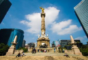 Angel of Independence - El Angel in Mexico City