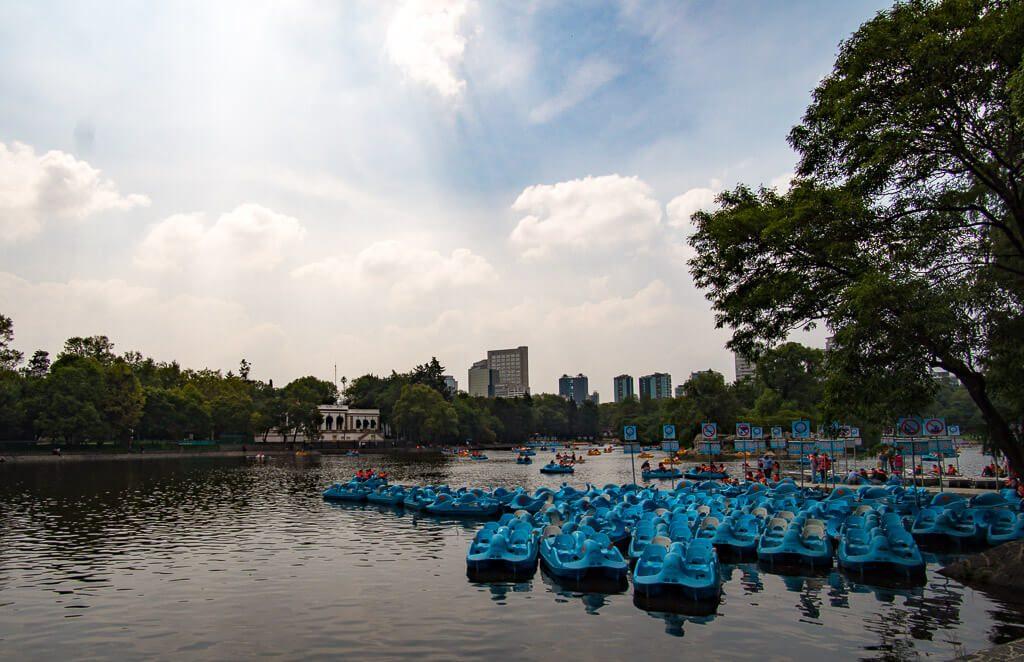 Chapultepec Park - Mexico City
