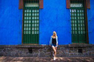 Frida Museum Museo Frida Kahlo - Mexico City