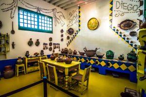 Frida Museum - Museo Frida Kahlo - Mexico City