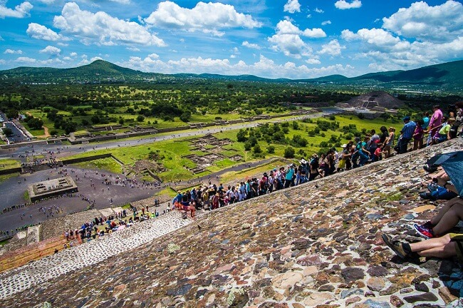 Guide to Teotihuacan Pyramids Mexico City