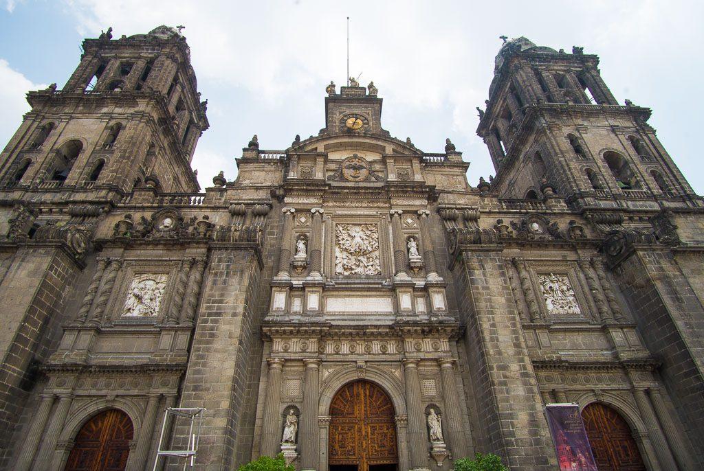 Metropolitan Cathedral - Catedral Metropolitana - Mexico City
