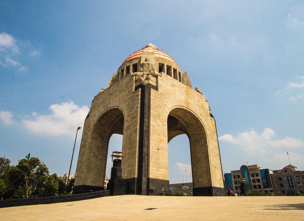 Monument to the Revolution - Monumento a la Revolución - Mexico City