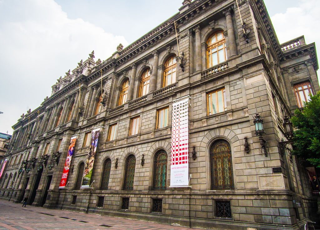 National Museum of Art - Museo Nacional de Arte - Mexico City
