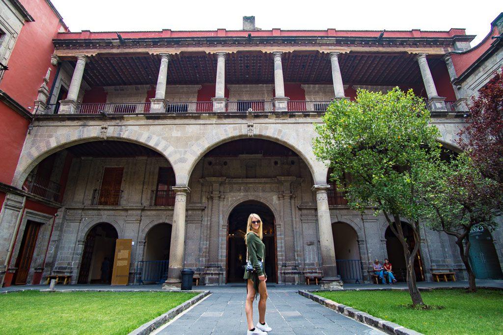 National Museum of the Cultures - Museo Nacional De Las Cultural - Mexico City