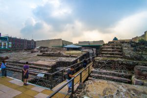 The Great Temple - Templo Mayor - Mexico City
