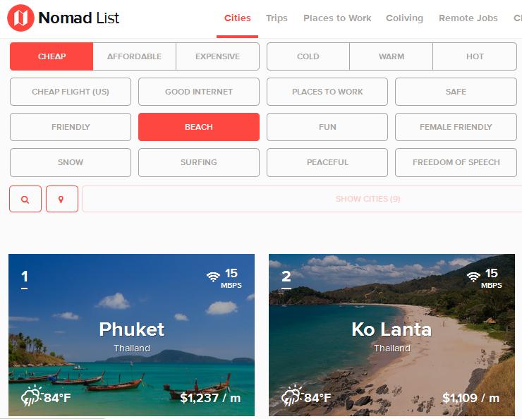 nomad-web-site