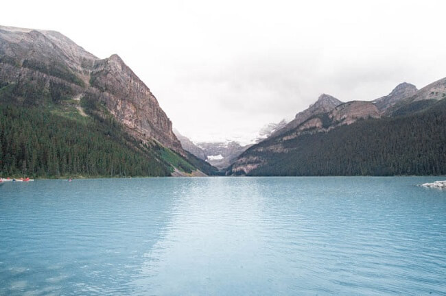 Best Lakes in Canada Lake Louise Banff National Park