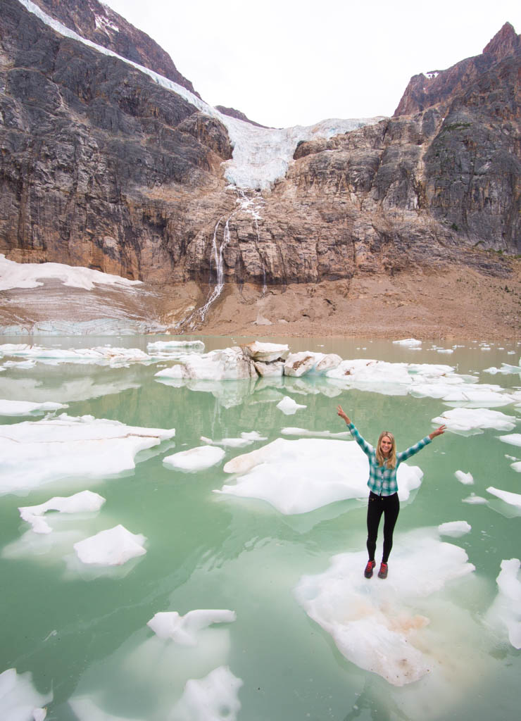 Mount Edit iceberg Canada