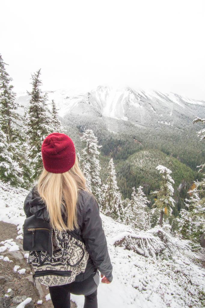 Whitewater Trail Jefferson Park Oregon