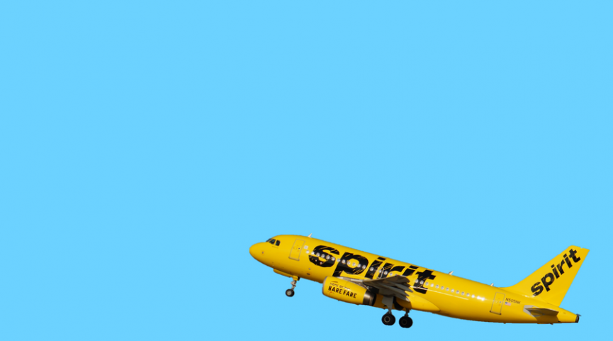 spirit airlines penny fare