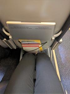 spirit airlines seat cabin economy interior