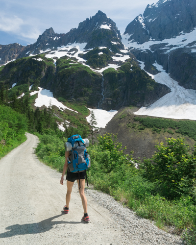 sahale pass trail washington