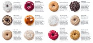 Blue Star Donuts in portland oregon