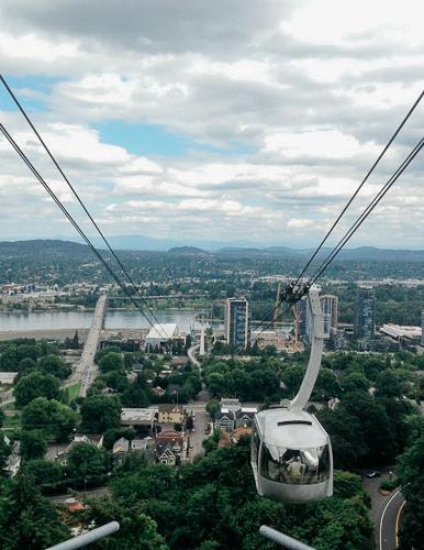 aerial tram portland oregon