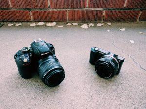 how to get started on instagram dslr versus sony camera