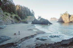 oregon coast secret beach