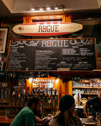 rogue brewery portland oregon