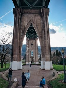 st johns bridge portland oregon