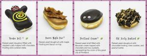 voodoo doughnuts in portland oregon
