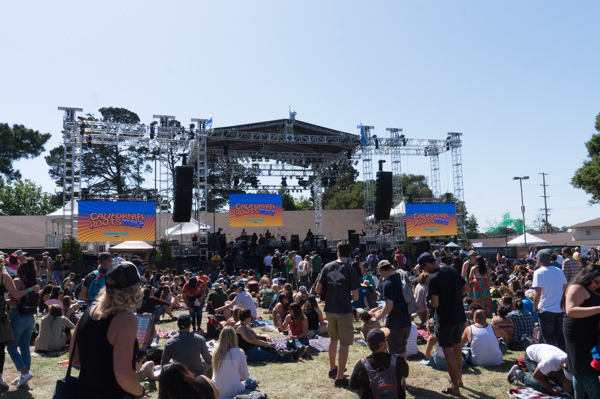 California Roots Festival Monterey