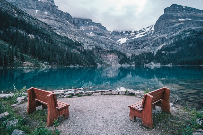 Best Lake O'Hara Trails