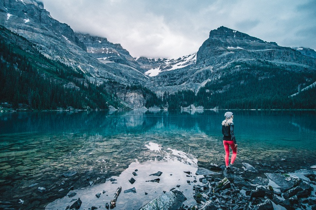 best lake O'Hara hikes