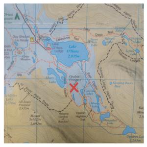 best trails at lake O'hara