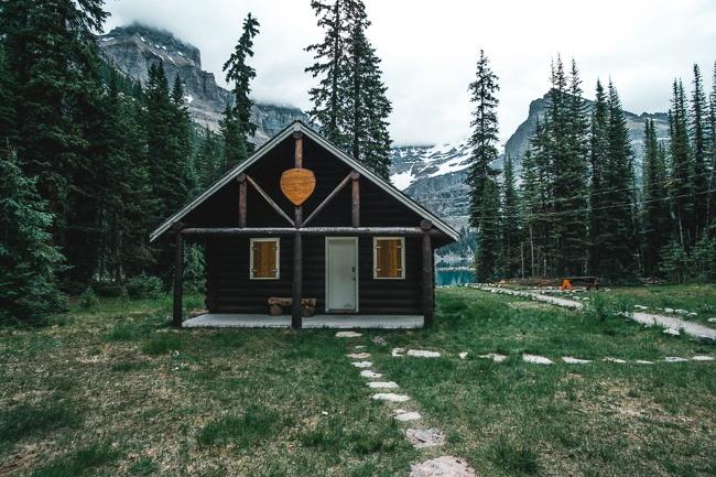 lake O'hara cabins